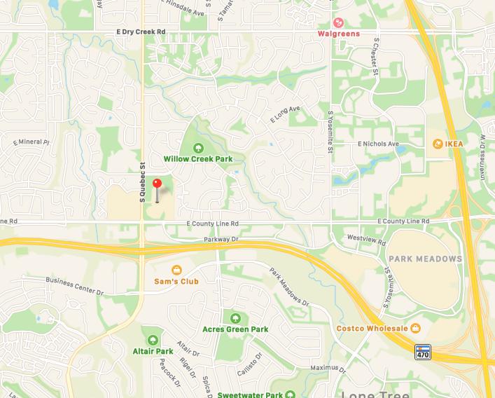 Vantage Group Map